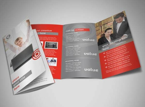 financial event management brochure