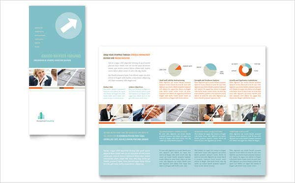 corporate event management brochure
