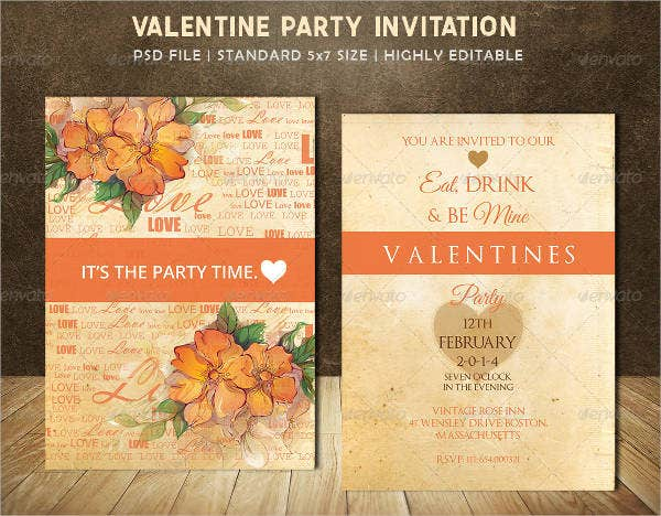 valentine-party-invitation-template