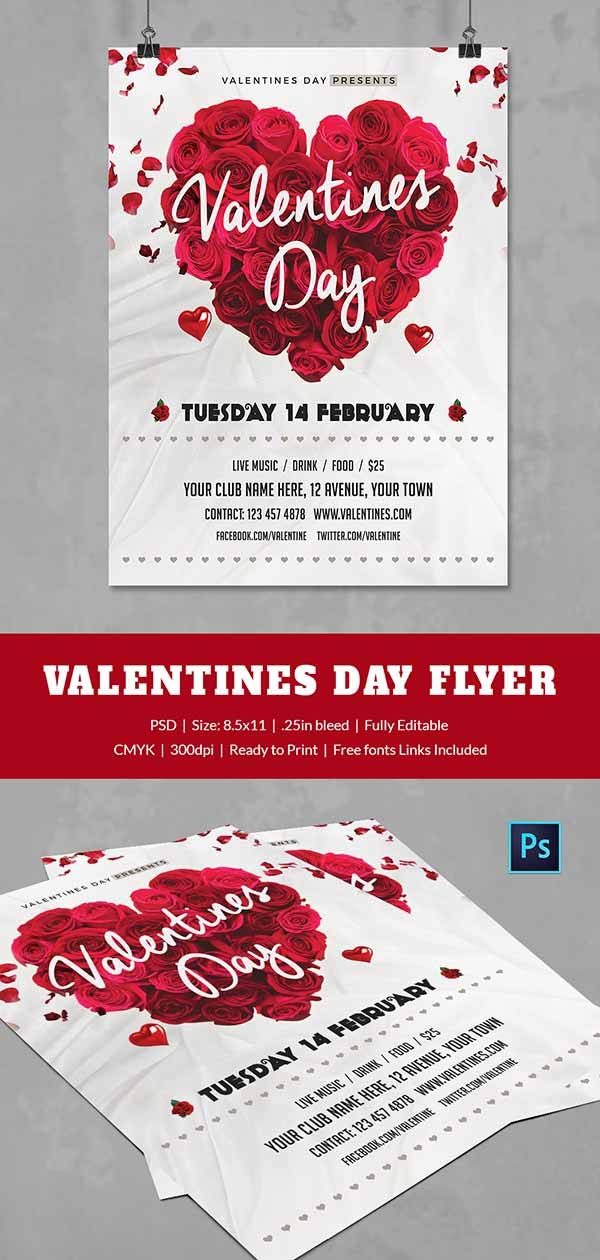 valentines day flyer 1 6001
