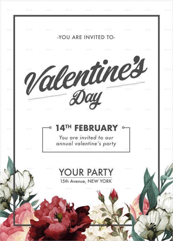 valentines-day-floral-invitation