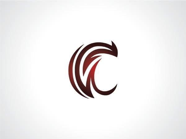 tribal typography logo