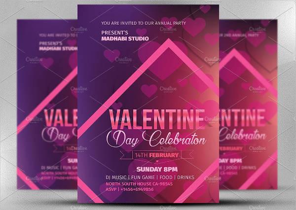 valentine-day-celebration-flyer