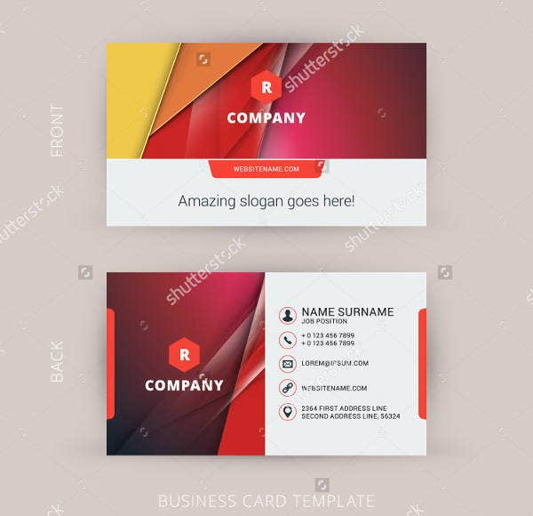 creative-and-clean-business-card-template