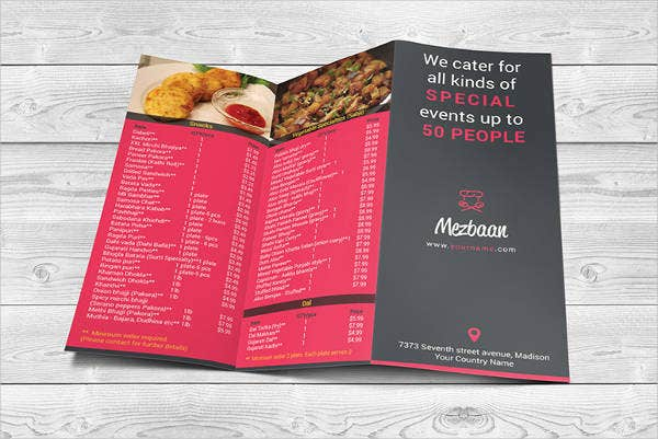 restaurant-zfold-food-brochure