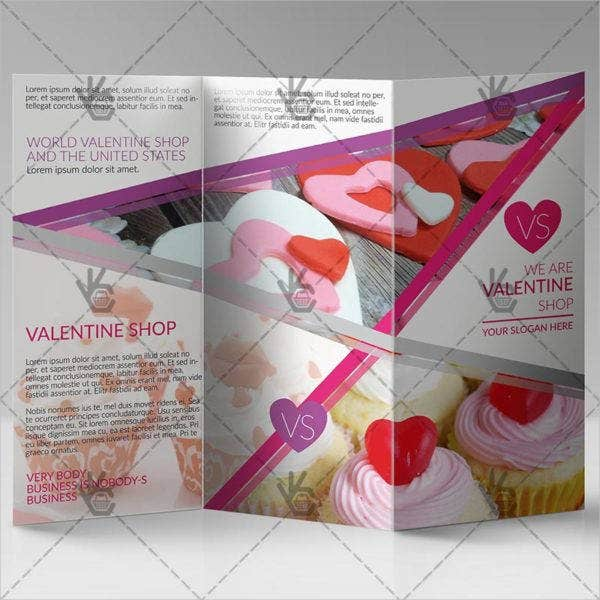 romantic-valentine-premium-trifold-brochure
