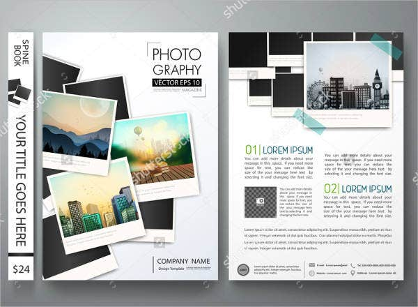 Photography Business Brochures  Designs Templates  Free