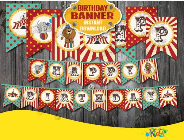 vintage-birthday-party-banner