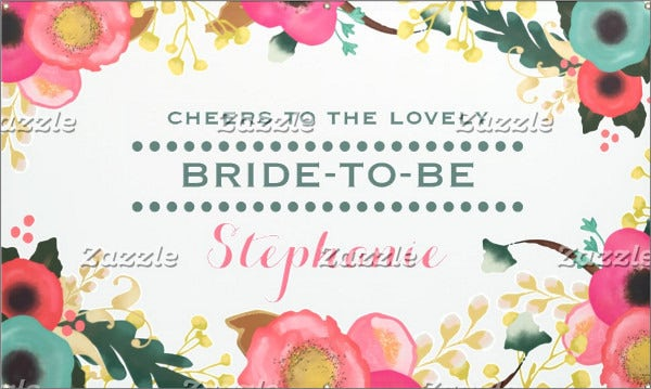bridal-shower-floral-invitation-banner
