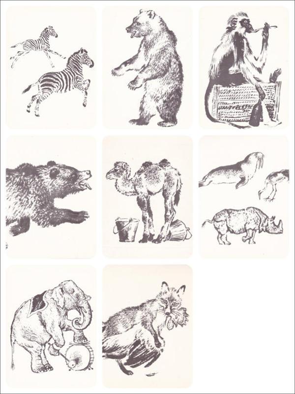 vintage animal sketch2