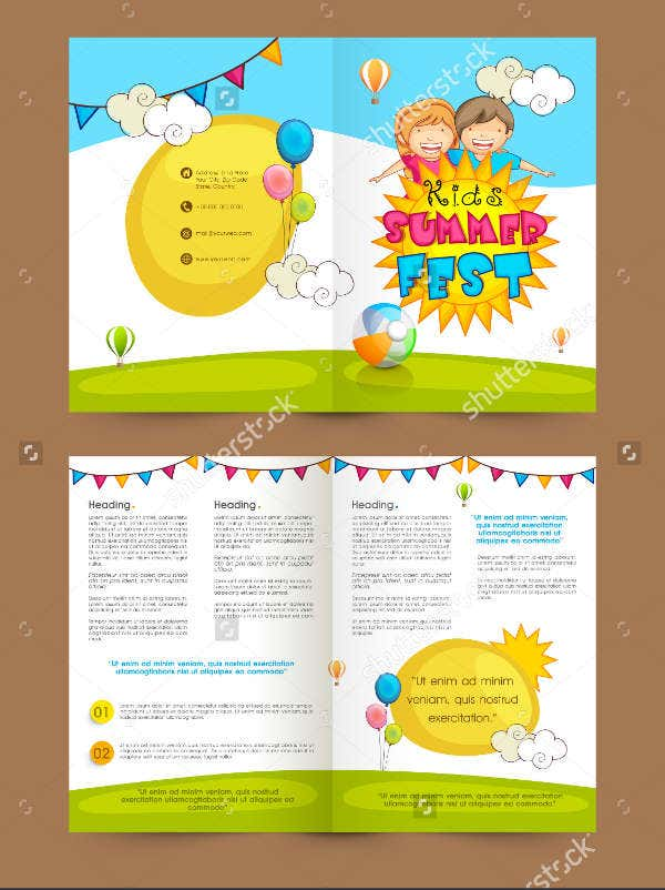 Corporate Management Fest Brochure