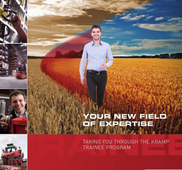 corporate management trainee brochure