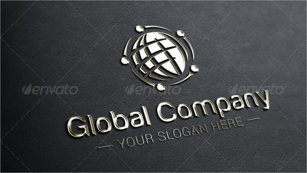 global business company logo
