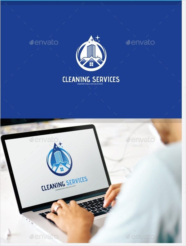 cleaning-business-logos