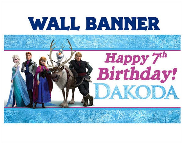 outdoor-frozen-party-banner