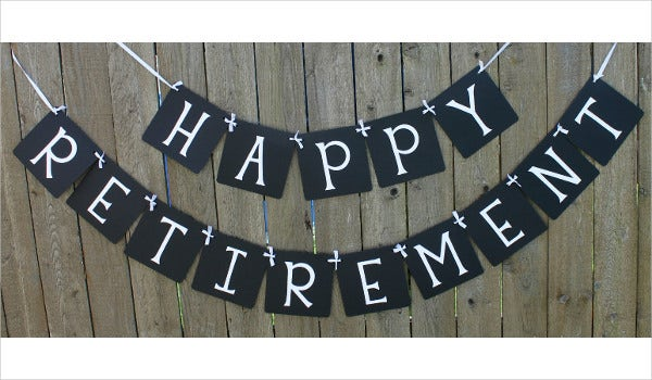 outdoor-retirement-party-banner