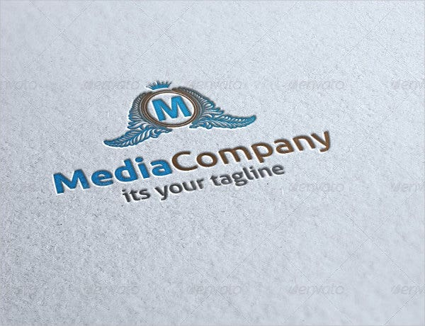 business media company logo
