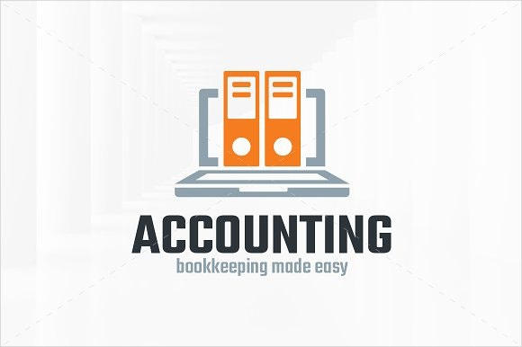 business accounting logo vector