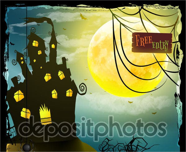 halloween-outdoor-party-banner