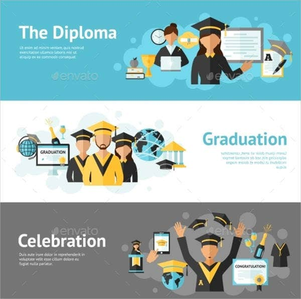 outdoor-school-graduation-banner