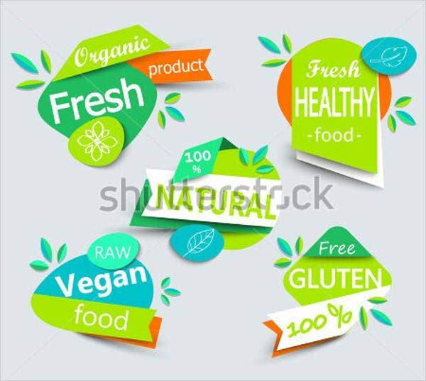 organic-food-product-label-template