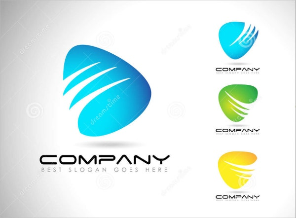 abstract corporate business logo