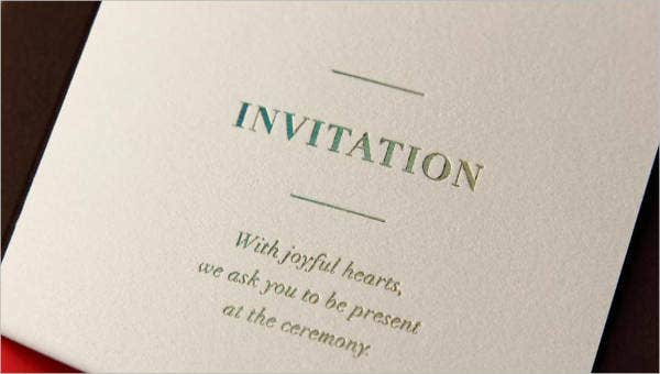 new business invitations