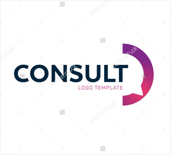 business consulting logo vector