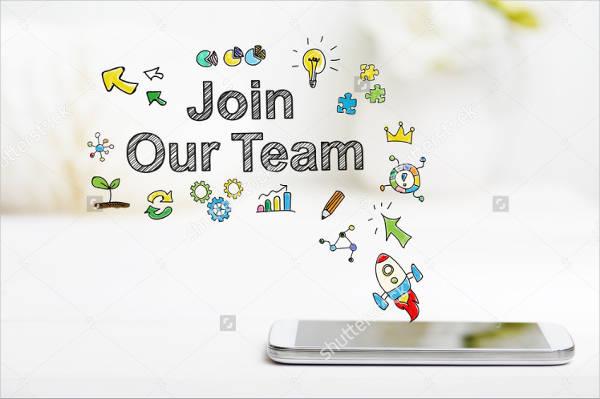 corporate small business invitation