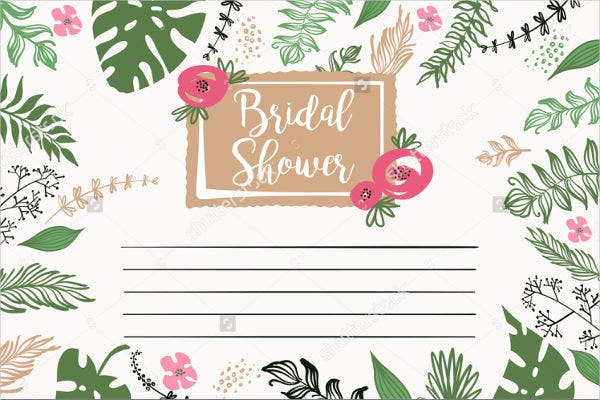 bridal shower party photo banner