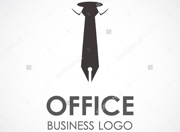 Professional Business Logo Vector