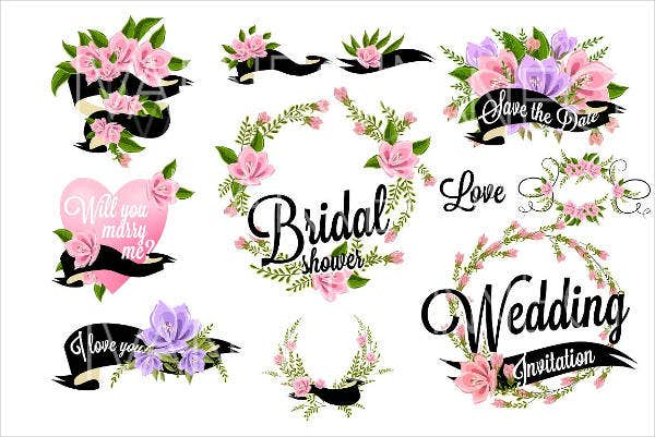unique bridal shower party banner