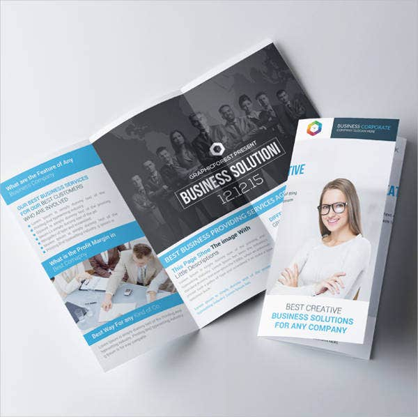 advertising-company-trifold-brochure