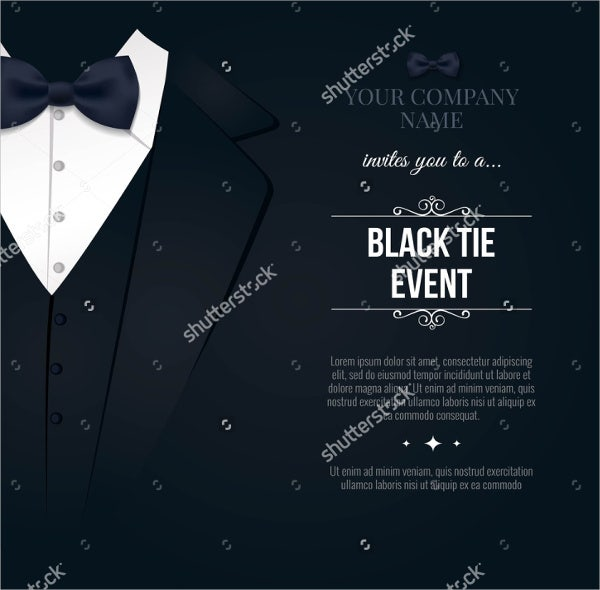 9+ Business Event Invitations - Designs, Templates | Free