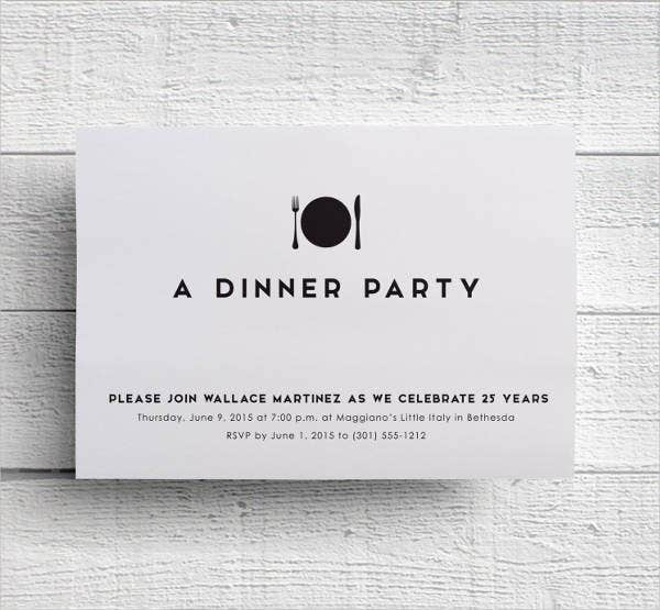 9  anniversary party invitations