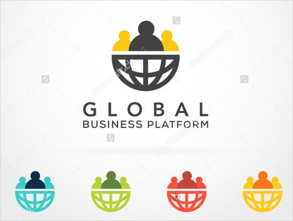 corporate business management logo