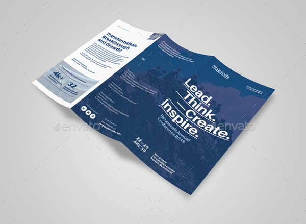 indesign-conference-event-brochure