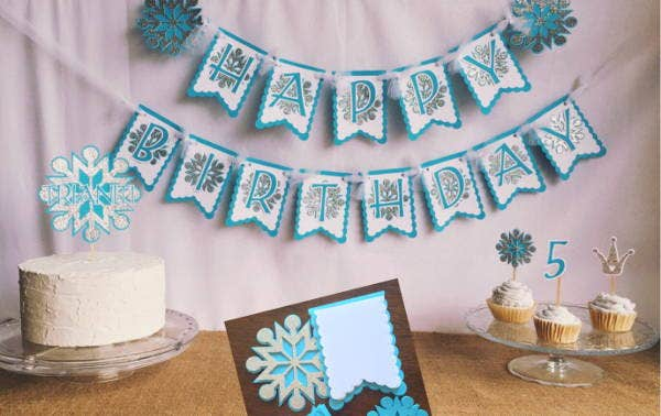 diy-frozen-party-banner