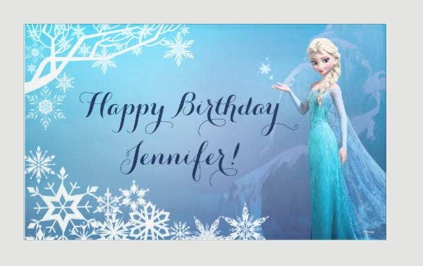 frozen-themed-party-banner