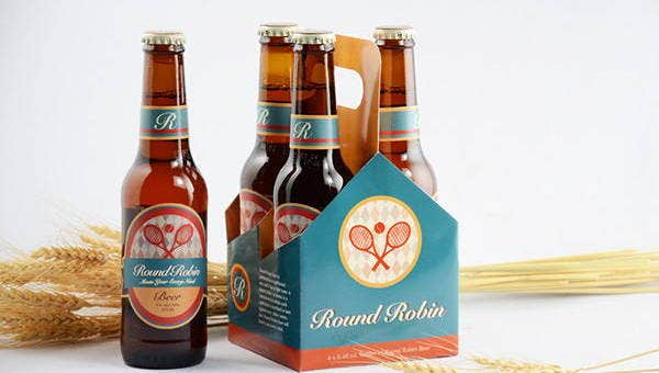 beer bottle packaging