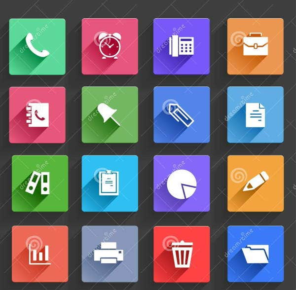 flat-design-business-application-icons
