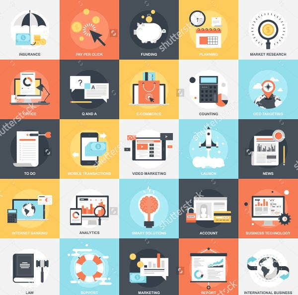 abstract-business-application-icons
