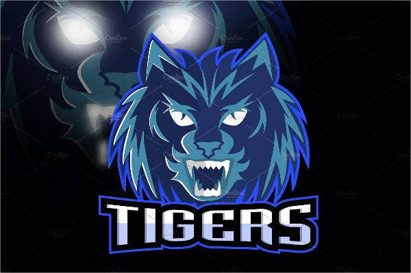 tiger-sports-team-logo