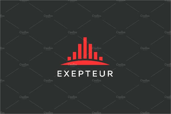 real estate team logo vector
