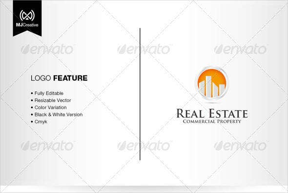 commercial real estate team logo