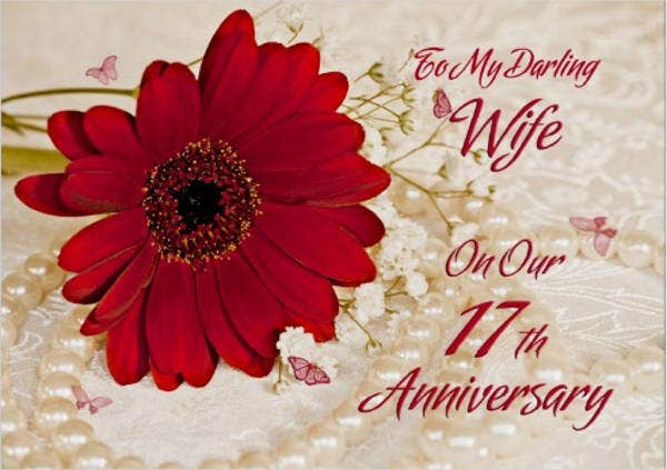 Wedding anniversary greeting cards free down load ~ 9 anniversary greeting cards designs templates free & premium
