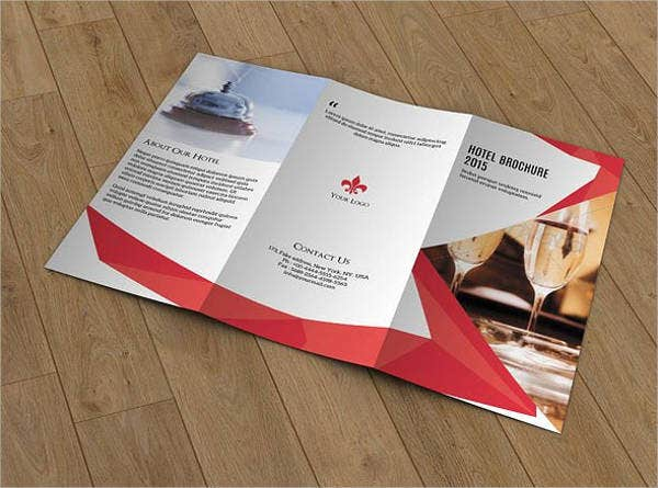 9 corporate hotel brochures editable psd ai vector eps format