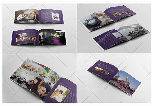 Exclusive Corporate Hotel Brochure