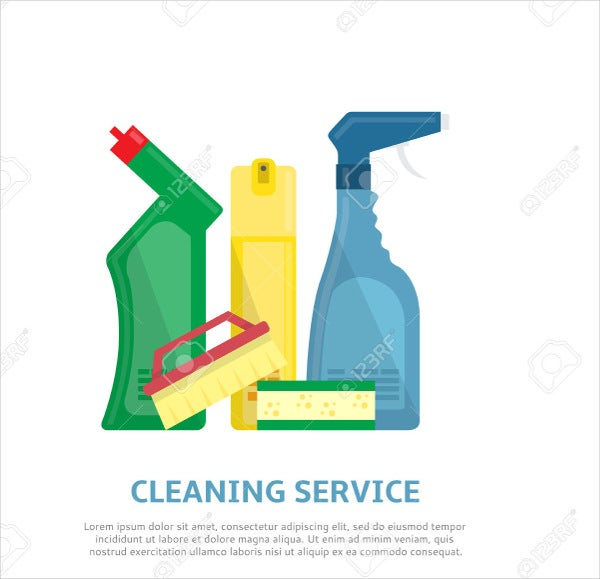 cleaning-products-company-logo