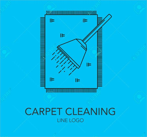 carpet-cleaning-company-logo